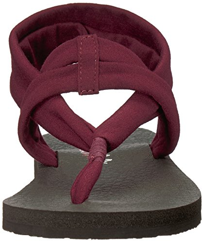 Skechers Women's Burgundy Studio Kicks Meditation rwrxHqvI