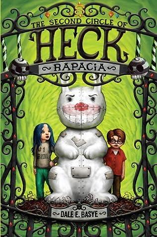 book cover of Rapacia