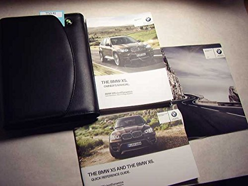 2013 BMW X5 X6 Owners Manual