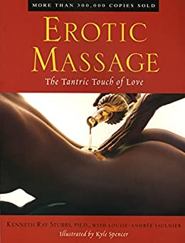 Erotic Massage by [Stubbs, Kenneth Ray]