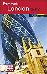Frommer's London [With Pocket Map]
