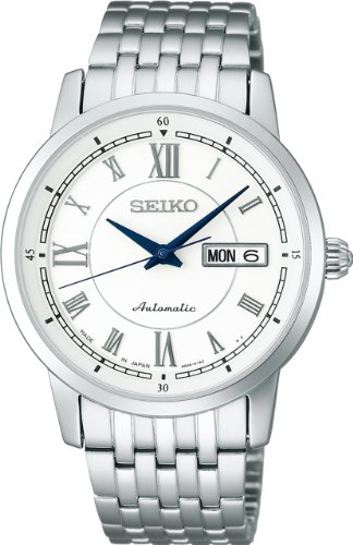 SEIKO PRESAGE sapphire glass mechanical (with manual winding) Men's Watch SARY025