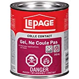 LePage No Drip Gel Contact Cement, 946ml (1504628)