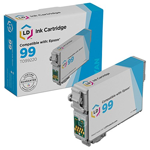 LD Products Remanufactured Ink Cartridge Replacement for Epson T0992 ( Cyan ) ()