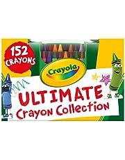 Crayola 52-0030-0-000 Ultimate Collectie Kleurpotloden (152-Delig)