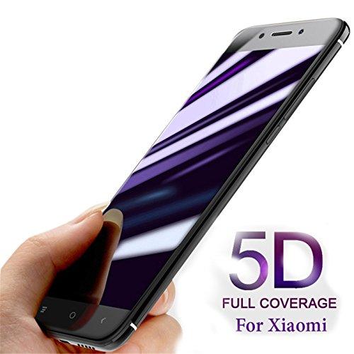 Full Cover Screen Protector Film Xiaomi Mi a1 5X Mi6 Redmi Note 4 Global Note 5A 4 X 5 Plus Upgrade 5D