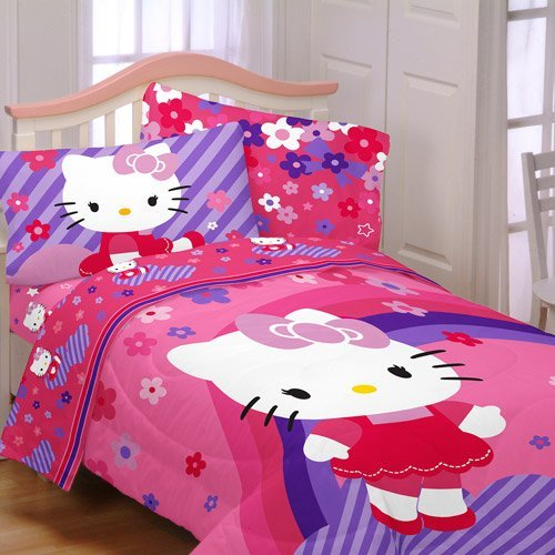 hello kitty bedroom accessories and decor. Black Bedroom Furniture Sets. Home Design Ideas