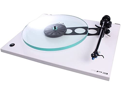 Rega RP3 Turntable With Dustcover