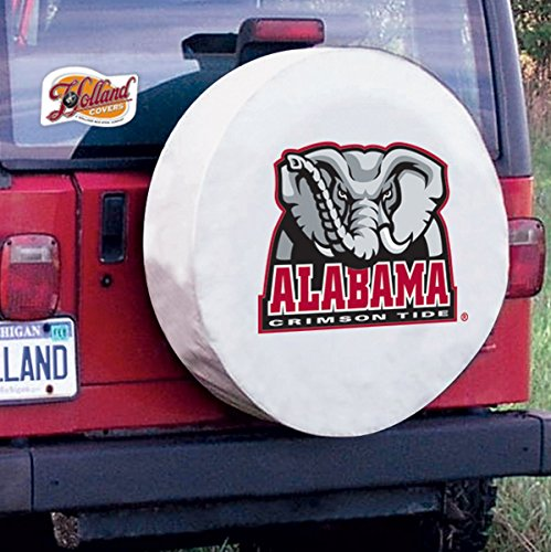 Holland Bar Stool Co. 27 x 8 Alabama Elephant Tire Cover