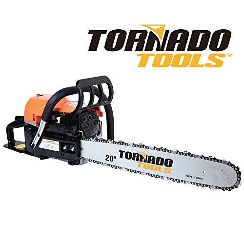 Gas Chain Saw by Tornado Tools