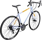 FitWell Bicycle Company Fahrlander I Placid Blue