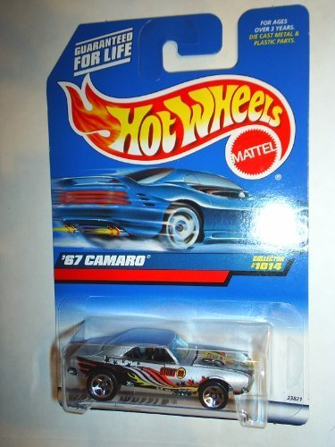hot wheels camaro 1967 - 9