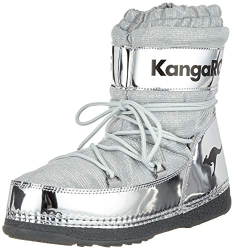 Adulte Bottes Mixte silver 9900 K Souples Multicolore Kangaroos moon z1XwSqWxA