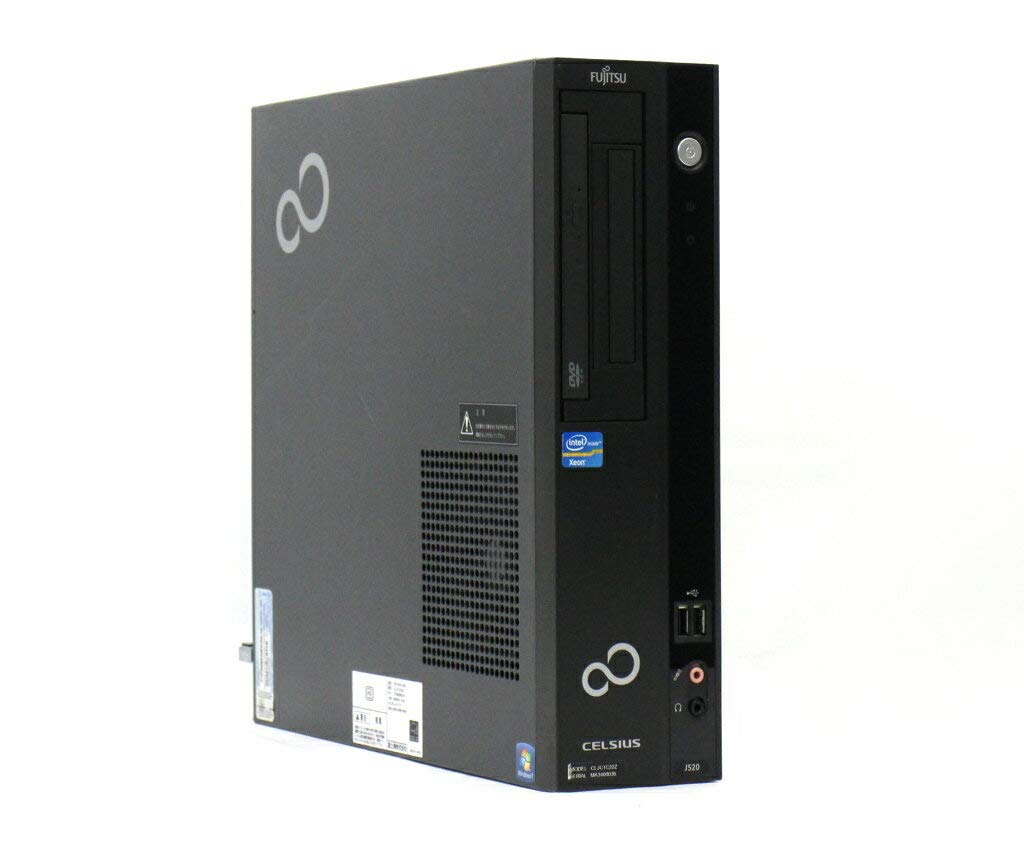 高級感 【中古】 富士通 CELSIUS CELSIUS J520 Xeon E3-1225v2 Pro 3.2GHz 8GB Quadro2000 500GB Quadro2000 DVD-ROM Windows7 Pro 64bit B07H9NTJKL, 福間町:b0287ef0 --- efichas.com.br
