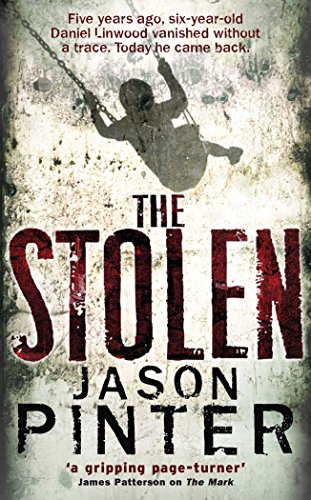 The Stolen by Jason Pinter (1-Jul-2009) Paperback