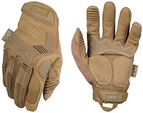Mechanix Wear – M-Pact Coyote Tactical Gloves (X-Large, Brown)