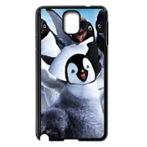 Happy Feet Samsung Galaxy Note 3 Cell Phone Case Black Special gift AJ8P1858