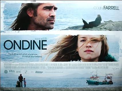 Ondine Movie Poster: Amazon.co.uk: Kitchen & Home
