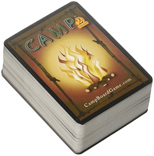 education outdoors camp board game - 3