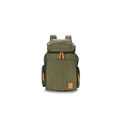 880a0c632810 Amazon.com: Chenjinxiang Backpack, Wearable Multi-Functional Canvas ...