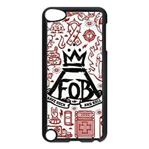 iPod Touch 5 Phone Case Black Fall out boy MHF9903865
