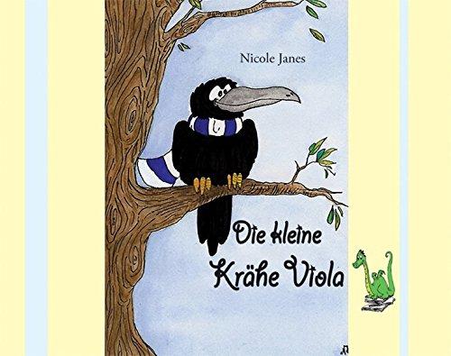 Die kleine Krähe Viola - Herbst, Freundschaft, Frankreich, Angst, Angstbewältigung
