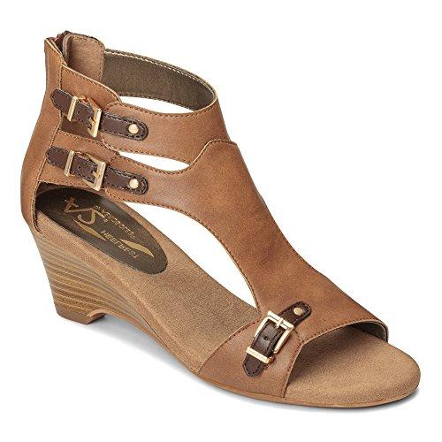 A2 by Aerosoles Women's Mayflower Wedge Sandal
