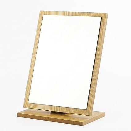 Amazoncom Makeup Mirror Desktop High Definition Single Solid