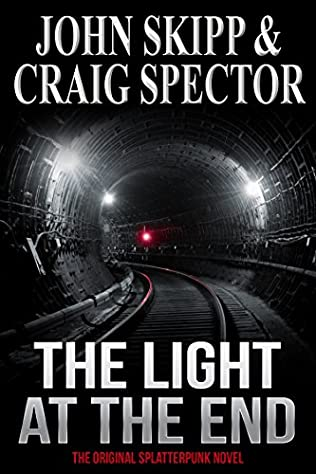 book cover of The Light at the End