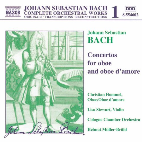 (Bach, J.S.: Concertos For Oboe And Oboe D'Amore)
