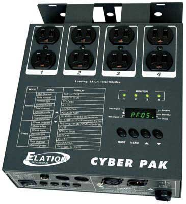 ADJ Products CYBER PAK Stage Lighting Controller