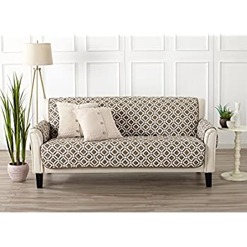 Amazon Com Elegant Comfort Quilted Furniture Protector