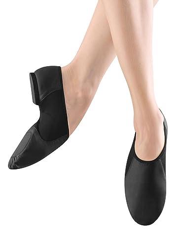 7b3222fbcceb6 Amazon.com | Bloch Dance Women's Neo-Flex Leather and Neoprene Slip ...