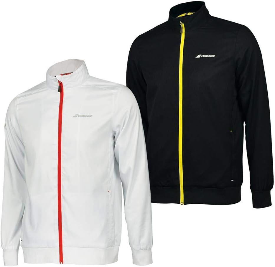 Babolat Blanc Core Club Veste de Tennis pour Hommes