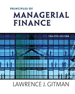 Principles of managerial finance 12th edition copyright 2009 principles of managerial finance myfinance student access code card 12th edition prentice fandeluxe Images