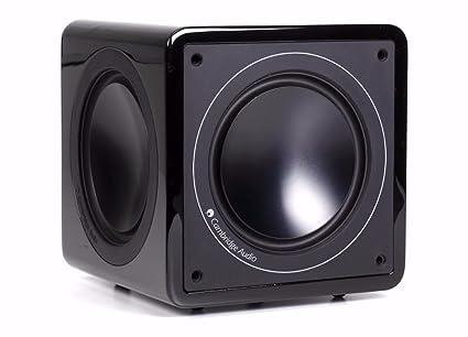 Cambridge Audio MINX X201 200W RMS Ultra-compact Powered Subwoofer - High  Gloss Black