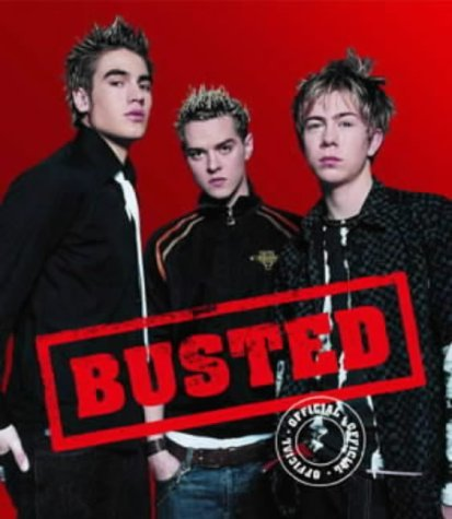 Download Busted: The Official Book by Peter Robinson (10-Jul-2003) Hardcover pdf epub