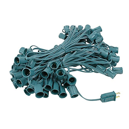 100 C9 Led Christmas Lights in US - 4