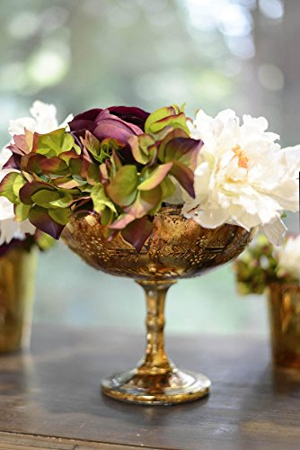 - Richland Glass Compote Desiray 8