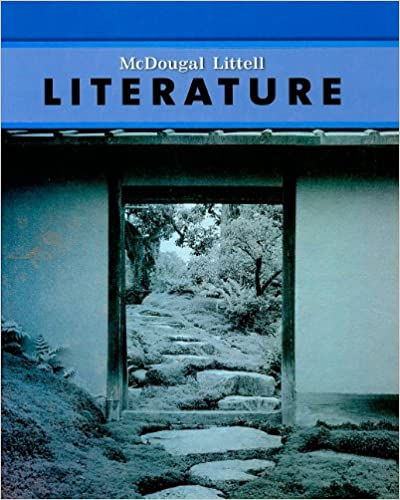 McDougal Littell Literature Student Edition Grade 10 2008