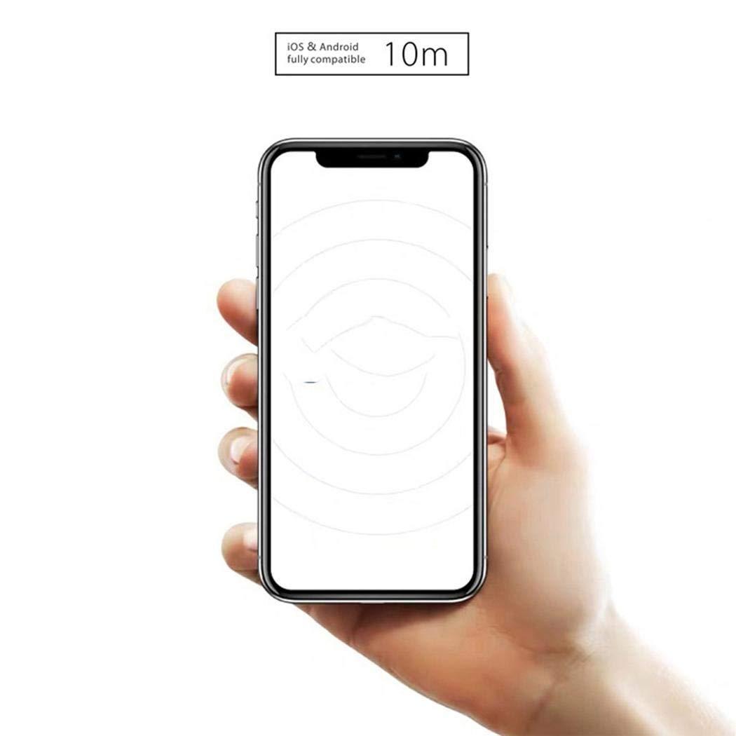 Zimrio Auricular Bluetooth Auriculares deportivos magnéticos inalámbricos Auriculares