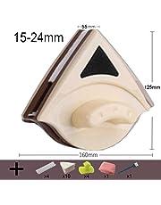 SMBLC Magnético Ventana Limpiador Limpiaparabrisas Magnético Kit De Lavado Equipement Limpiador ArtÍculo Tamaño Libre Home Espejo
