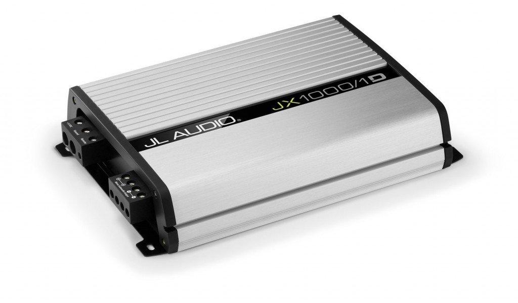 JL Audio JX1000/1D 1000 Watt RMS Monoblock Class D Car Amplifier product image