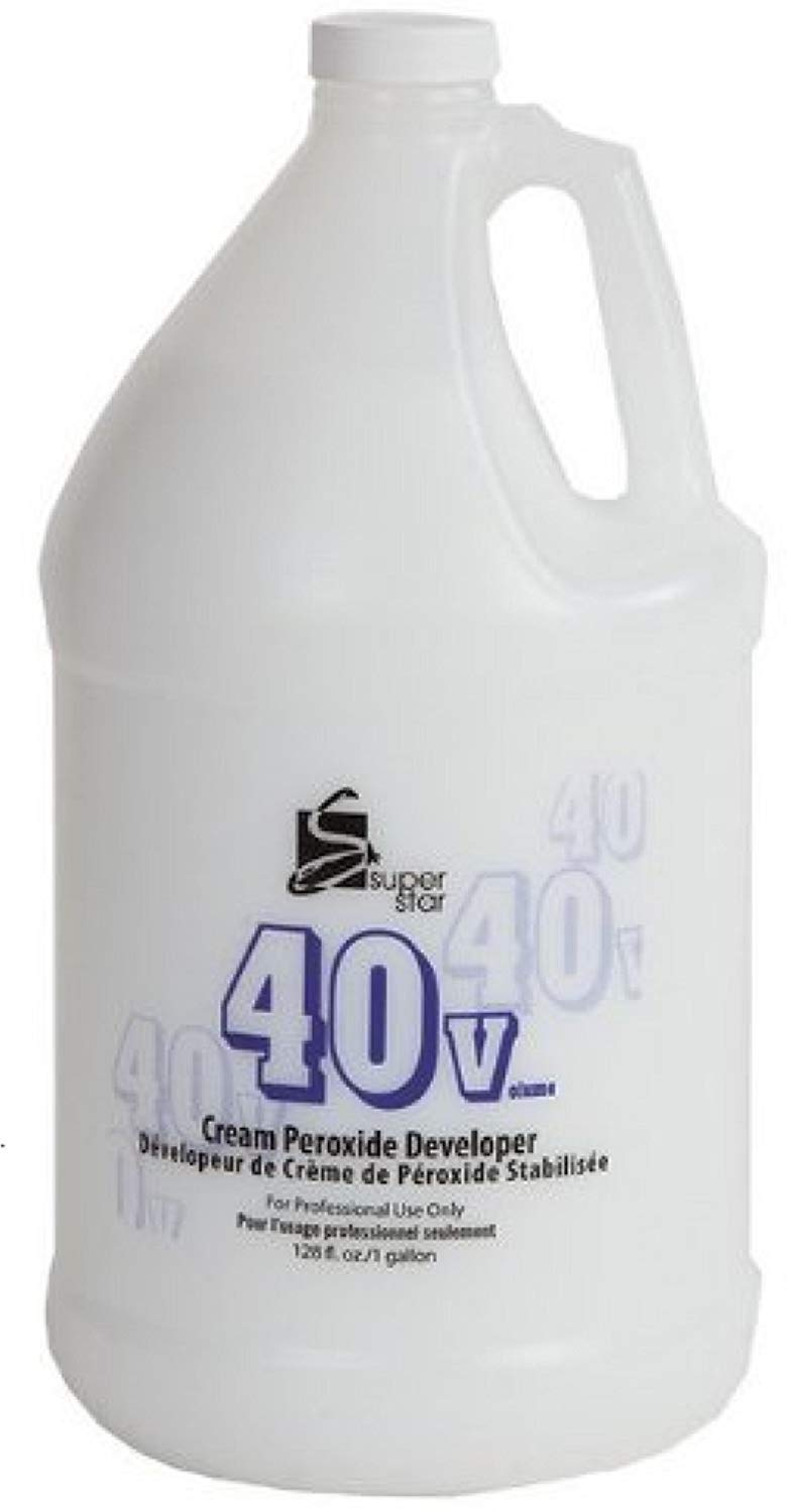 Super Star Stabilized Cream Peroxide Developer, 40v Hc-50404