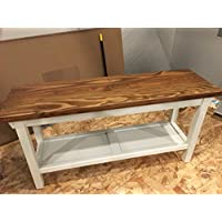 Hallway / Mud Room / Foyer Bench 42 Increased 18 Width