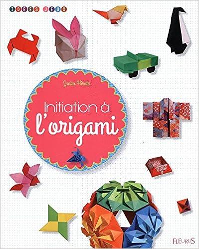 Livre gratuits Initiation à l'Origami pdf, epub ebook