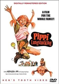 Pippi Longstocking Movie Vhs