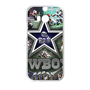 dallas cowboys Phone Case for HTC One M8
