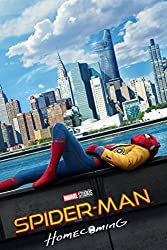Spider-Man Homecoming Combo Pack (Blu-ray + DVD + UltraViolet)