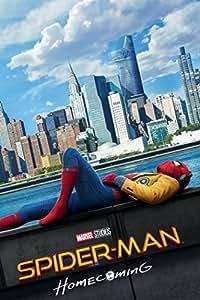 Spider-Man Homecoming (4K + Blu-ray + UltraViolet)